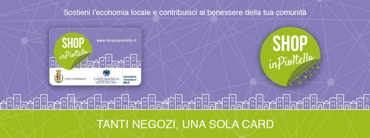 Shop inPioltello - Comune di Pioltello